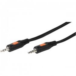 Cable jack 3,5MM jack 3,5MM 2,5MT_41045