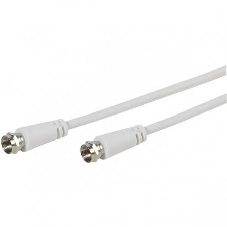 Cable con sat ma f-ma f 90 DB 5,0M_43112