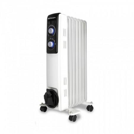 Radiador eléctrico ORBEGOZO RF1500 1500W