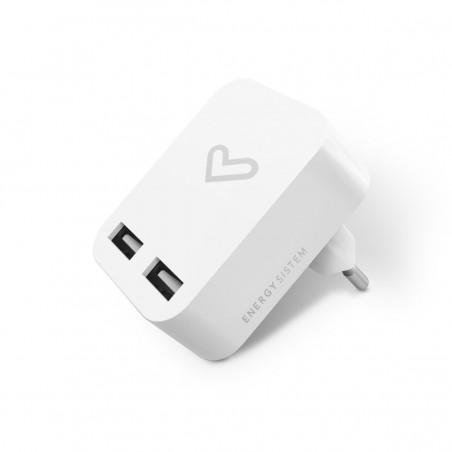 Cargador energy sistem dual USB