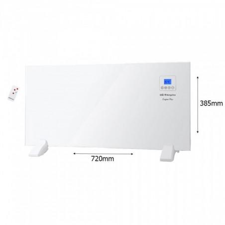 Radiador eléctrico ORBEGOZO REH1000 1000W