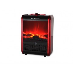Estufa eléctrica ORBEGOZO CM9015 1500W