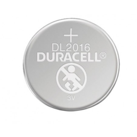 Pilas DURACELL dl 2016
