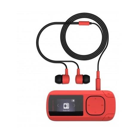 Mp3 energy sistem clip coral