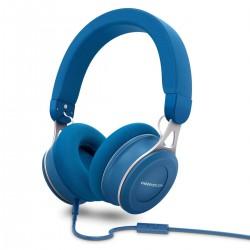 AURICULARES Urban 3 mic blue