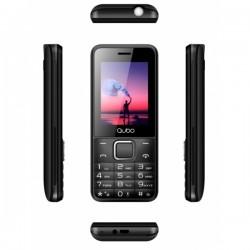 Teléfono libre QUBO X-229 Negro
