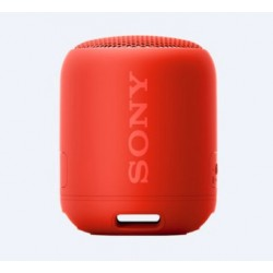Altavoz SONY SRS-XB12 rojo