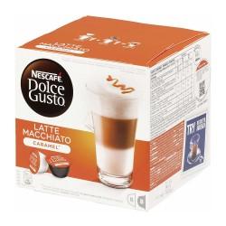 Cápsulas dolce gusto caramel latte macch
