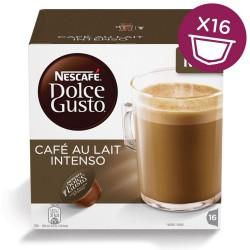Cápsulas dolce gusto cafe con leche inte