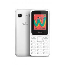 Teléfono libre WIKO lubi 5 plus blanco