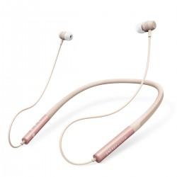 Auricular energy sistem neckband 3 rosa