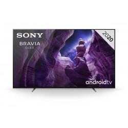 "Televisor OLED SONY 65"" KD65A8 SmartTV UHD 4K"
