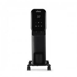 Radiador negro UFESA RD1500D 1500W