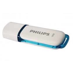 Memoria USB PHILIPS snow 16GB blanco 2.0