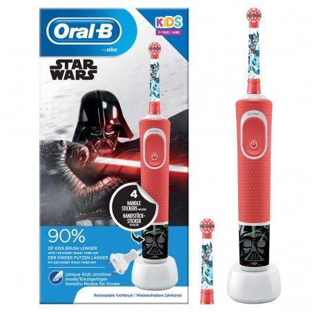 Cepillo de dientes Oral-B star wars