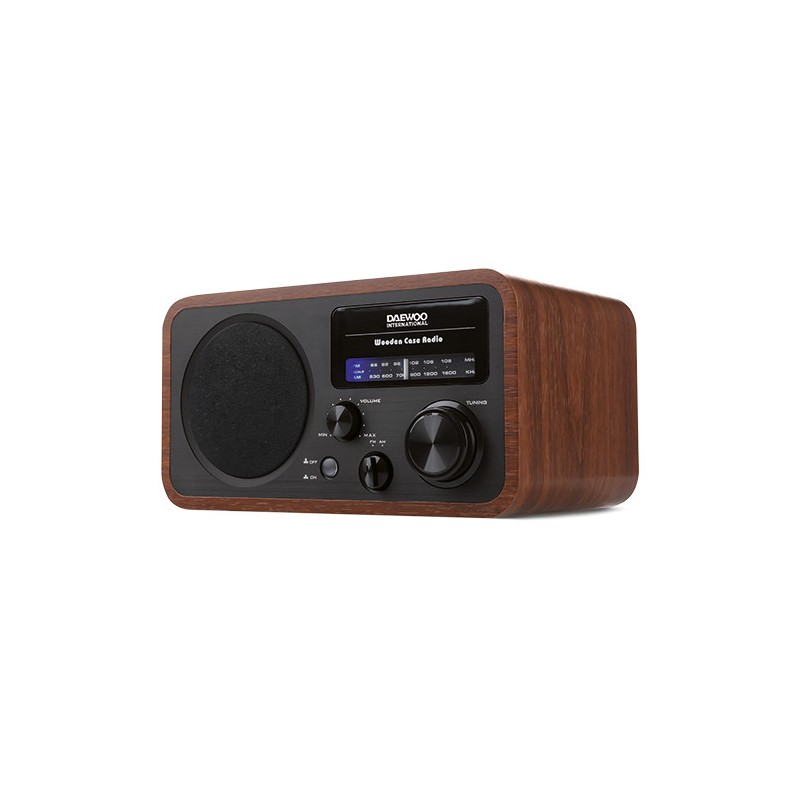 Radio portátil DAEWOO DR134