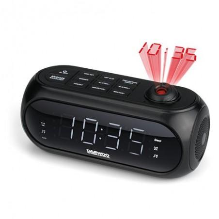 Radio reloj DAEWOO DCP490-B
