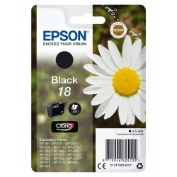 Toner negro 18 EPSON C13T18014012