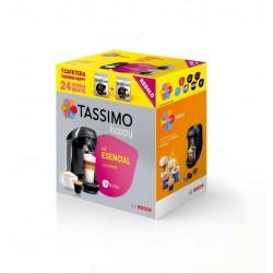Cafetera cápsulasbosch tassimo TAS1002X
