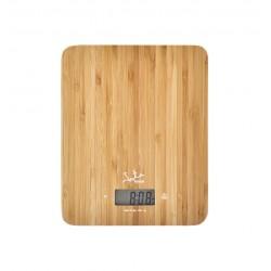 Balanza de cocina JATA 720 Bambú