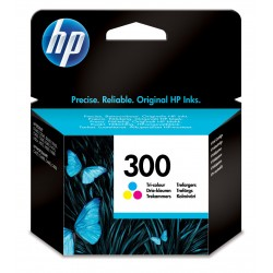 Cartucho HP 300 COLOR(CC643EE)