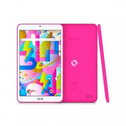 "Tablet SPC 8""LIGHTYEAR 16GB rosa"