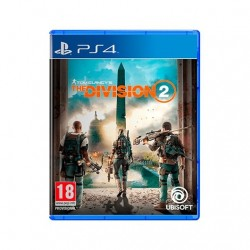 Juego PS4 tom clancy's the division 2