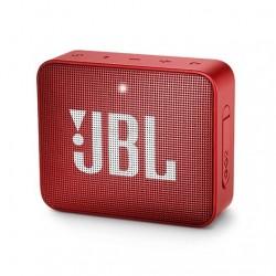 Altavoz JBL GO2 rojo