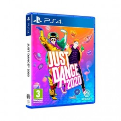 Juegos consola SONY PS4 just dance 202