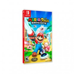 Nintendo switch mario + rabbids