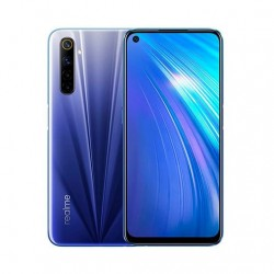 Smartphone REALME 6 4GB+128GB azul