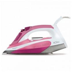 Plancha SOLAC PV2006 2400W rosa