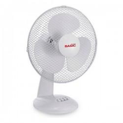 Ventilador basic home 35W blanco