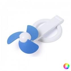 Ventilador plegable bicolor 145389