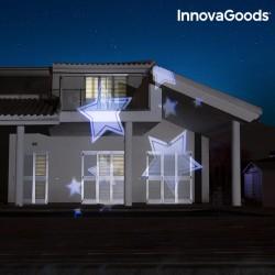 Proyector televisor led decorativo para exterior i