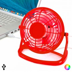 Mini ventilador con USB para ordenador 1