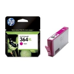 Cartucho HP 364XL MAGENTA(CB324E