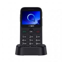 Teléfono lib. ALCATEL 20,19G 2,4 btooth gri