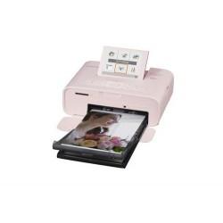 Impresora CANON fotos selphy CP1300 rosa