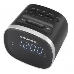 Radio despertador GRUNDIG scc 240 negro