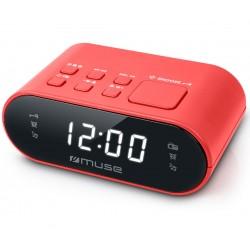 Radio portátil muse M-10 rojo