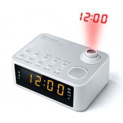 Radio portátil MUSE M-178 pw blanco