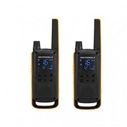 Walkie talkie MOTOROLA T82 extreme negro