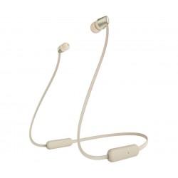 Auricular SONY WI-C310 dorado