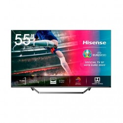 "Televisor LED HISENSE 55""55U7QF"