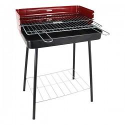 Barbacoa ALGON negro rojo 52X37
