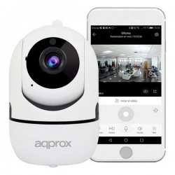 Cámara APPROX APPIP360HDPRO 1080 px blan
