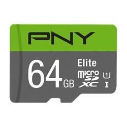 Tarjeta de memoria PNY sdhc 64GB C10