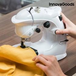 Máquina coser innovagoods 6 v 1000 ma bl