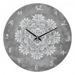 Reloj de pared mandala (㸠29 cm) 110693